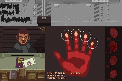 old fingerprints