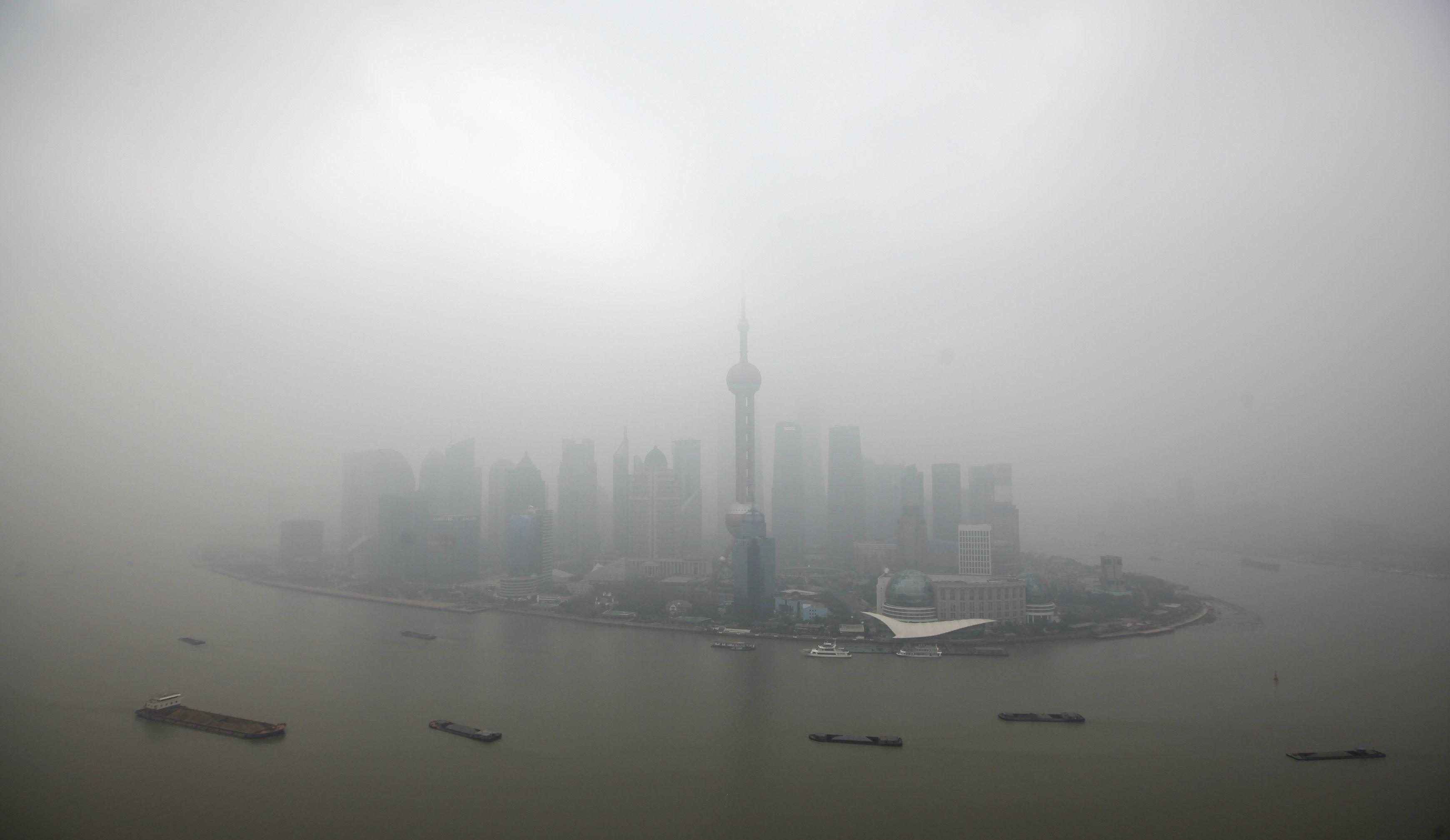 China Smog_Reuters